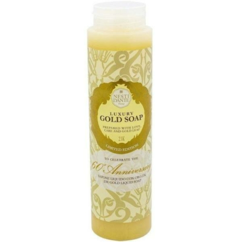 Nesti Dante Gold - Arany - hab- és tusfürdő - 300 ml