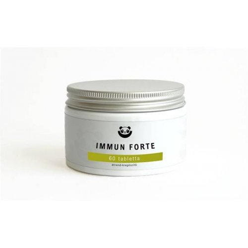 Panda Nutrition Immun Forte 69g - 60 tabletta