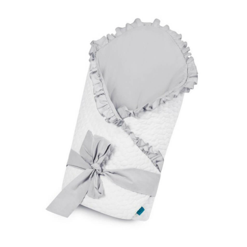 BELISIMA Pólya masnival Belisima Nyuszi fehér-szürke
