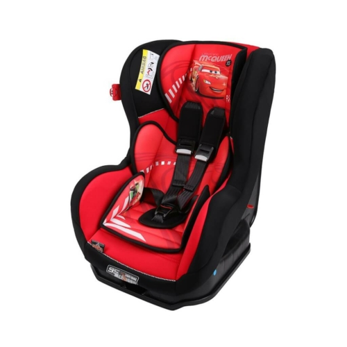 NANIA Autós gyerekülés Nania Cosmo Lx Cars Red 2016