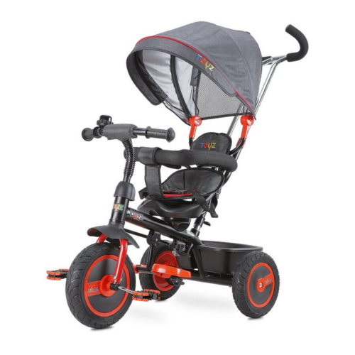 TOYZ Gyerek háromkerekű bicikli Toyz Buzz red