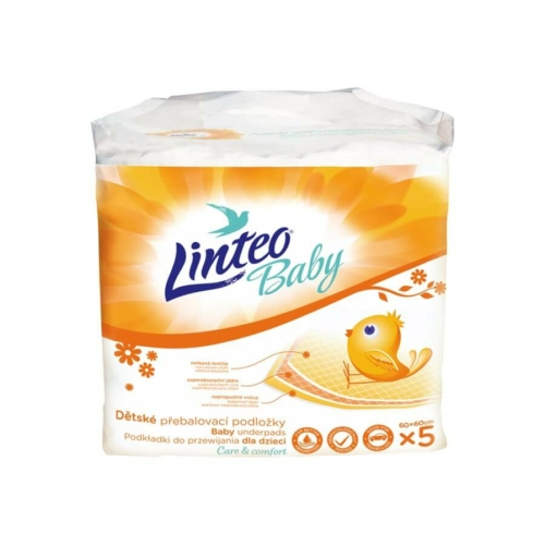 Linteo Pelenkázó alátét Linteo Baby 5db