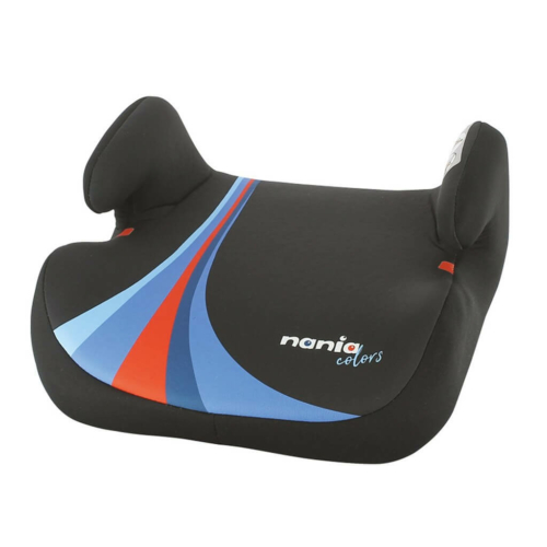 NANIA Autós gyerekülés - ülésmagasító Nania Topo Comfort Colors blue 2020