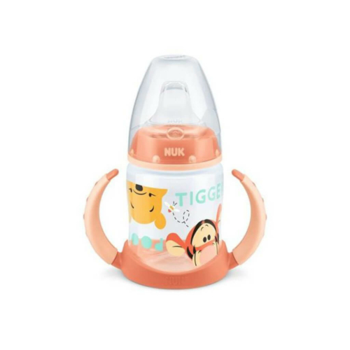 NUK Baba tanulópohár NUK 150 ml Disney Mackó Pu narancssárga