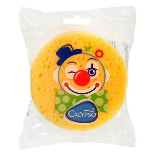 Calypso Fürdető szivacs Klaun Calypso sárga