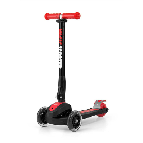 MILLY MALLY Gyerek roller Milly Mally Magic Scooter piros