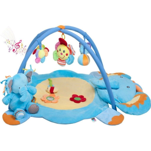 PLAYTO Játszószőnyeg melódiával PlayTo elefánt