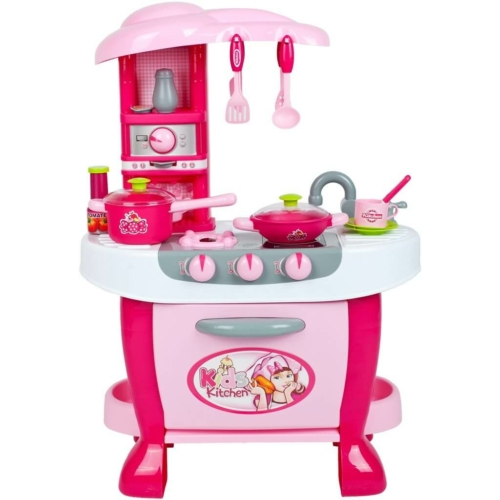BAYO Nagy gyermek konyha érzékelővel Bayo + tartalék