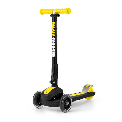 MILLY MALLY Gyerek roller Milly Mally Magic Scooter yellow