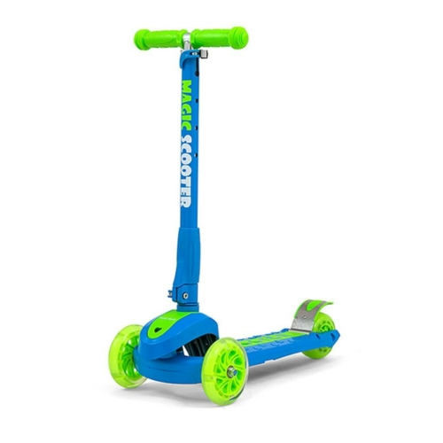 MILLY MALLY Gyerek roller Milly Mally Magic Scooter blue-green