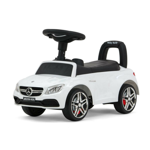 MILLY MALLY Gyermek jármű Mercedes Benz AMG C63 Coupe Milly Mally white