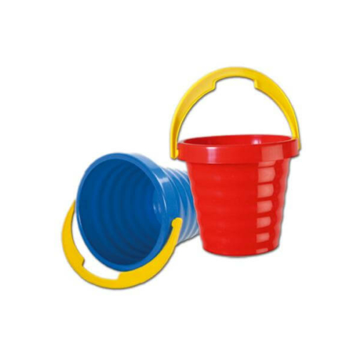 DOHANY Műanyag vödröcske - sárga