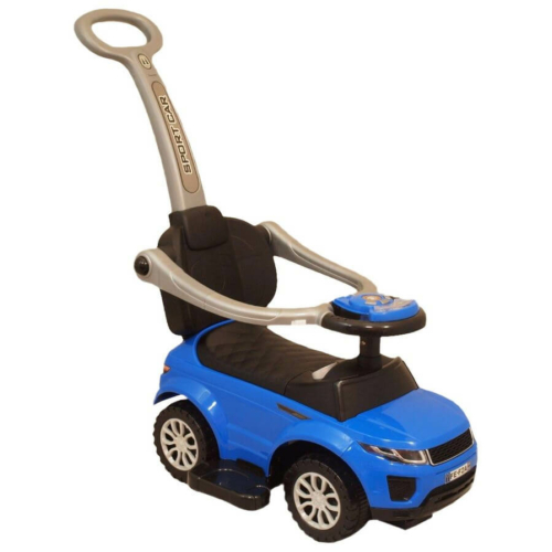 BABY MIX Gyerek jármű Baby Mix 3 az 1-ben kék