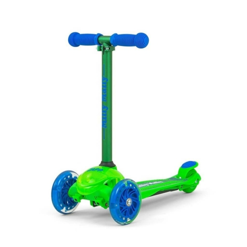 MILLY MALLY Gyerek roller Milly Mally Scooter Zapp green