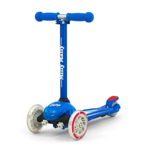 MILLY MALLY Gyerek roller Milly Mally Scooter Zapp deep blue