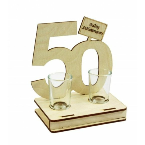 Fa italszett - 50. Születésnapra