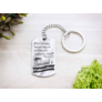 Kép 3/7 - RM alkotóműhely- Hidd el acél medálos kulcstartó