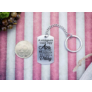Kép 5/7 - RM alkotóműhely- A világnak csak egy apa vagy acél medálos kulcstartó