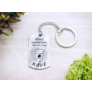Kép 3/5 - RM alkotóműhely- Nincs lehetetlen acél medálos kulcstartó