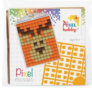 Kép 1/2 - Kulcstartó szett rénszarvas Pixelhobby