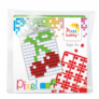Kép 1/2 - Kulcstartó szett cseresznye Pixelhobby